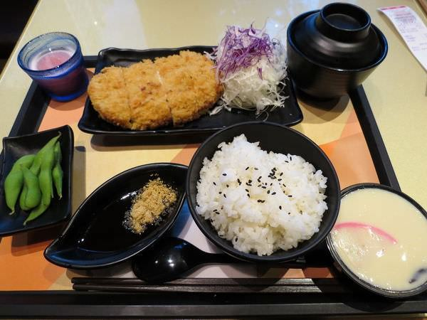 爭鮮定食8(江翠店), 起士豬排