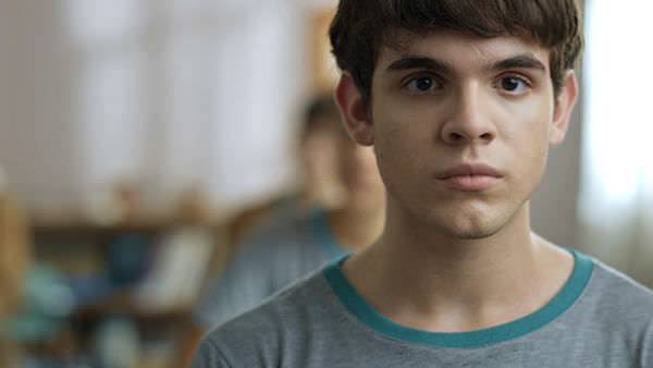 Movie, Hoje Eu Quero Voltar Sozinho (愛情的模樣) (爱,简单) (男孩像他) (The Way He Looks), 電影劇照