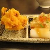 漁僮小舖(永春店), 蘋果地瓜泥.豆腐