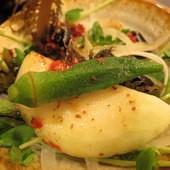 漁僮小舖(永春店), 生菜沙拉