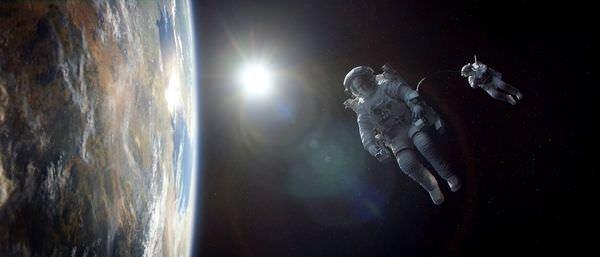 Movie, Gravity (地心引力) (引力邊緣), 電影劇照