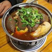 源春食坊, 鴨血臭豆腐(大)