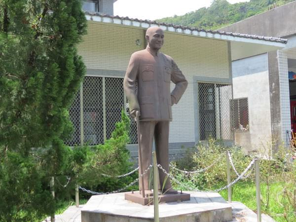 蔣公銅像(宜蘭縣大同鄉)