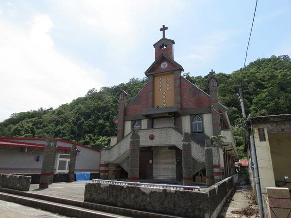 崙埤教會(宜蘭縣大同鄉崙埤村)