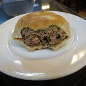 北大莊川味館, 牛肉餡餅