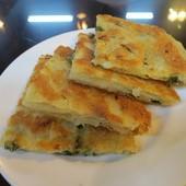 北大莊川味館, 三星蔥油餅
