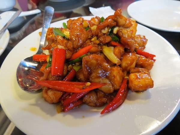 北大莊川味館, 左宗棠雞