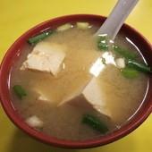 無名日本料理店, 味增湯