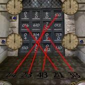 App, 逃出豪宅(Escape The Mansion), Level 200, 解法