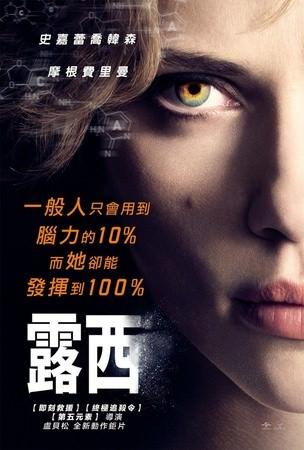 Movie, Lucy(露西)(超体)(超能煞姬), 電影海報