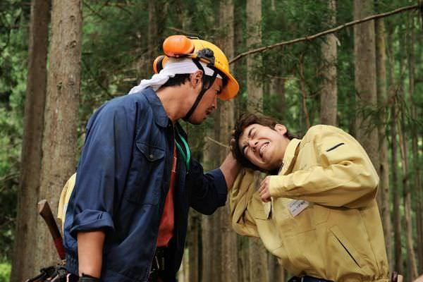Movie, WOOD JOB!(ウッジョブ)~神去なあなあ日常~(哪啊哪啊~神去村)(Wood Job!), 電影劇照