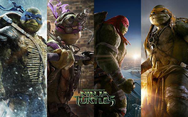 Movie, Teenage Mutant Ninja Turtles(忍者龜:變種世代)(忍者神龟)(忍者龜:變種新任務), 電影海報