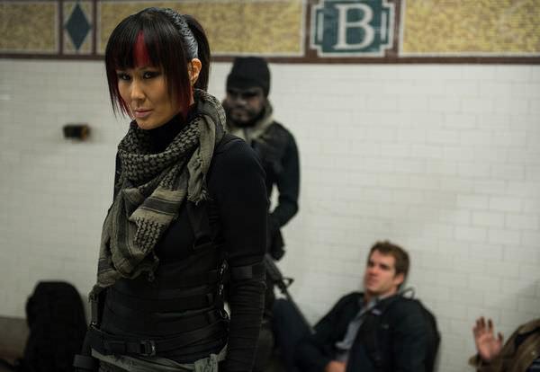 Movie, Teenage Mutant Ninja Turtles(忍者龜:變種世代)(忍者神龟)(忍者龜:變種新任務), 電影劇照