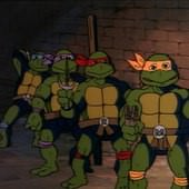 Cartoon, Teenage Mutant Ninja Turtles(忍者龜)