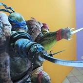 Movie, Teenage Mutant Ninja Turtles(忍者龜:變種世代)(忍者神龟)(忍者龜:變種新任務), 廣告看板, 微風國賓