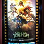 Movie, Teenage Mutant Ninja Turtles(忍者龜:變種世代)(忍者神龟)(忍者龜:變種新任務), 廣告看板, 美麗華