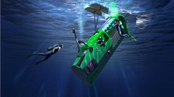 Movie, Deepsea Challenge 3D(詹姆斯卡麥隆之深海挑戰 3D)(深海挑战), 電影劇照