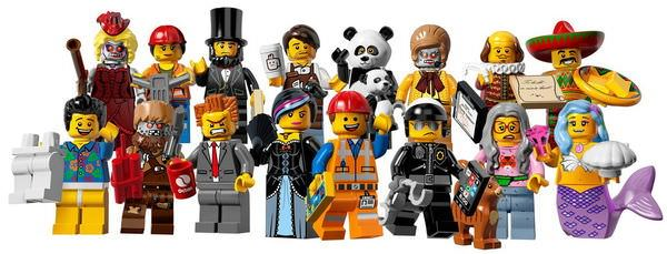 Movie, The Lego Movie(樂高玩電影)(乐高大电影)(LEGO英雄傳), 電影劇照
