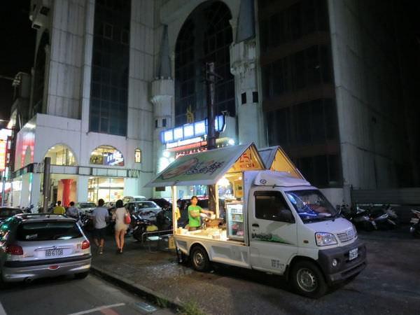 宜蘭東門觀光夜市, 在地人隱藏版美食, 礁溪蔥油餅