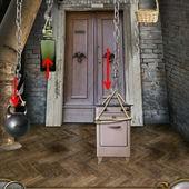 App, 逃出豪宅(Escape The Mansion), Level 163, 解法