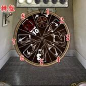 App, 逃出豪宅(Escape The Mansion), Level 173, 解答