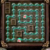 App, 逃出豪宅(Escape The Mansion), Level 175, 解法