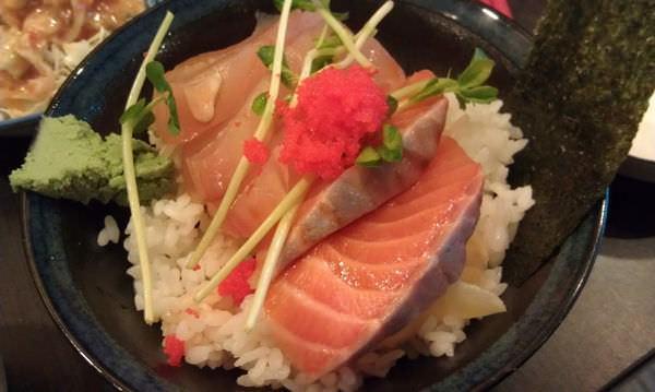 漁樂生魚片.丼飯 永春店, 漁樂丼