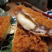 靜岡勝政日式豬排@美麗華店, 餐點, 起士里肌豬排