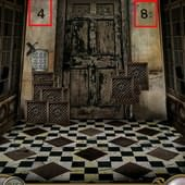 App, 逃出豪宅(Escape The Mansion), Level 149, 解法