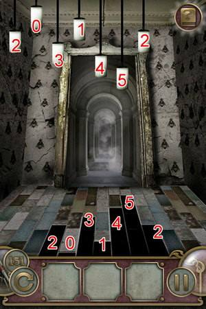 App, 逃出豪宅(Escape The Mansion), Level 151, 解法