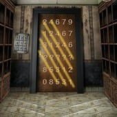 App, 逃出豪宅(Escape The Mansion), Level 153, 解法