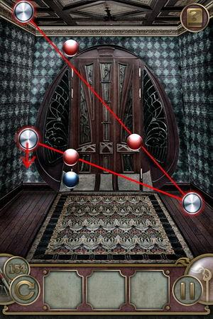 App, 逃出豪宅(Escape The Mansion), Level 154, 解法