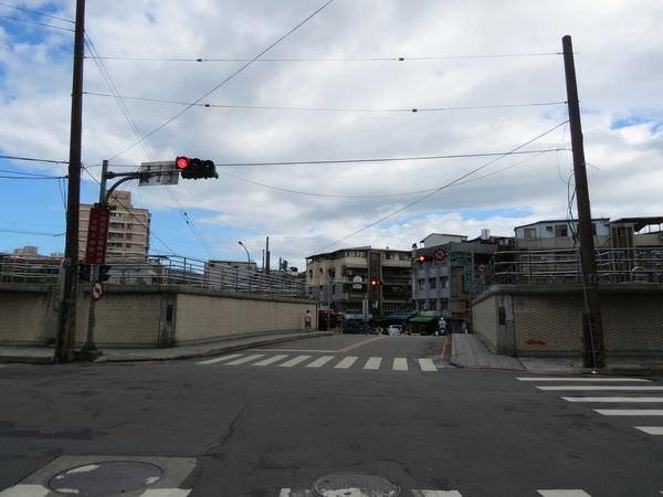 力行橋, 新北汐止