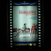 Movie, Amour & turbulences(我的極品前男友)(Love Is In The Air)(對不起飛錯你)(爱情强气流), 電影燈箱廣告