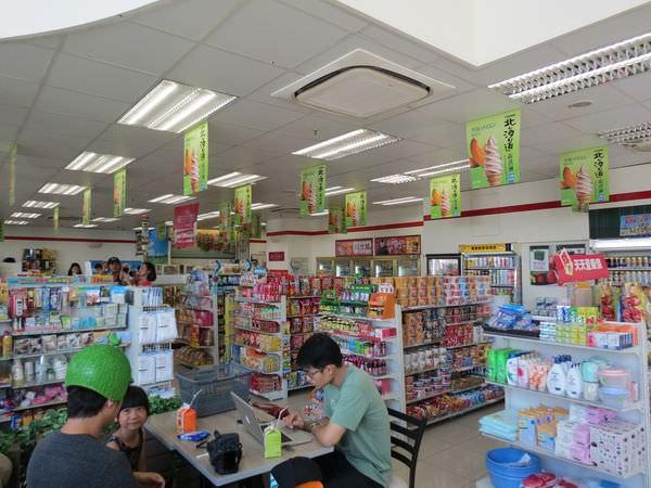 便利商店美食, 7-11, 北海道霜淇淋, 夕張哈密瓜風味