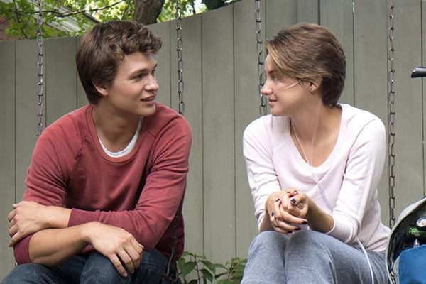 Movie, The Fault in Our Stars(生命中的美好缺憾)(星运里的错), 電影劇照