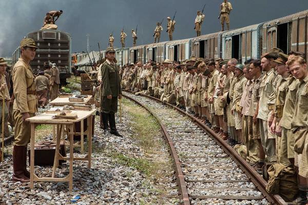 Movie, The Railway Man(心靈勇者)(铁路劳工)(戰俘), 電影劇照
