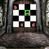App, 逃出豪宅(Escape The Mansion), Level 124, 解法