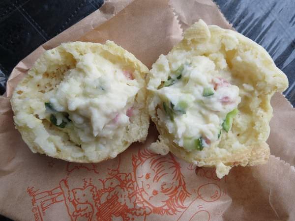 彩田紅豆餅, 馬鈴薯沙拉口味