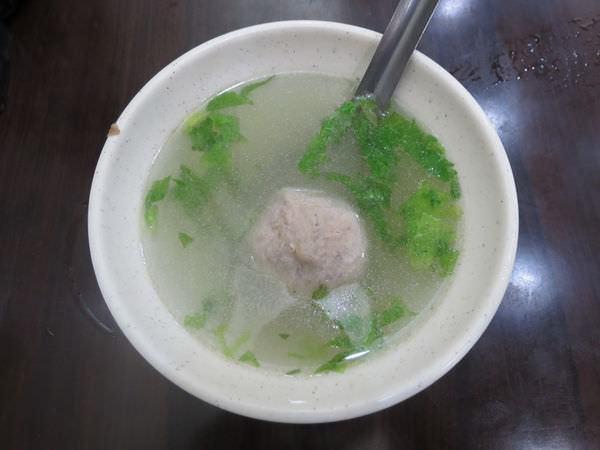 阿伯蛋包麵 (東湖店), 湯