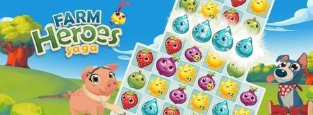 Farm Heroes Saga, Facebook games