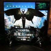 Movie, Maleficent(黑魔女:沉睡魔咒)(黑魔后:沉睡魔咒)(沉睡魔咒), 電影廣告看板