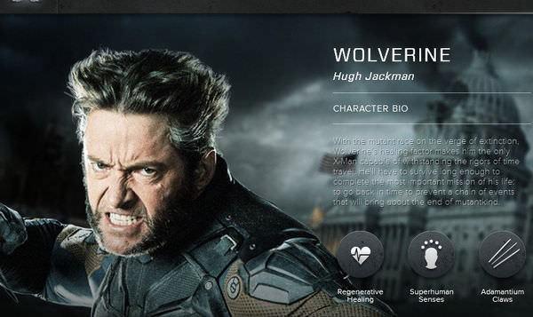 X-Men: Days of Future Past(X戰警:未來昔日)(X战警:逆转未来)(變種特攻:未來同盟戰), 電影劇照