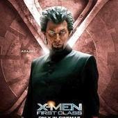 Movie, X-Men: First Class(X戰警:第一戰)(變種特攻:異能第一戰), 電影海報