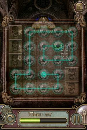 App, 逃出豪宅(Escape The Mansion), Level 115, 解法