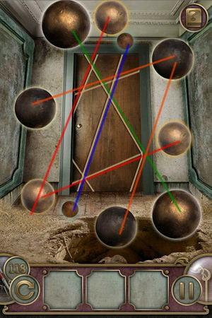 App, 逃出豪宅(Escape The Mansion), Level 118, 解答
