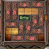 App, 逃出豪宅(Escape The Mansion), Level 120, 解法