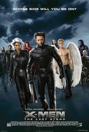 Movie, X-Men: The Last Stand(X戰警:最後戰役)(X战警:背水一战)(變種特攻:兩極爭霸), 電影海報