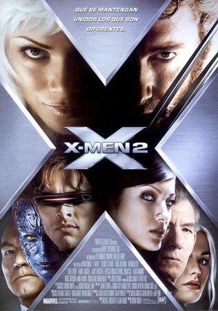 Movie, X2: X-Men United(X戰警2)(X战警2)(變種特攻2), 電影海報