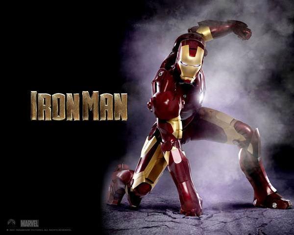 Movie, Iron Man 2(鋼鐵人2)(鋼鐵俠2)(鐵甲奇俠2), 電影海報